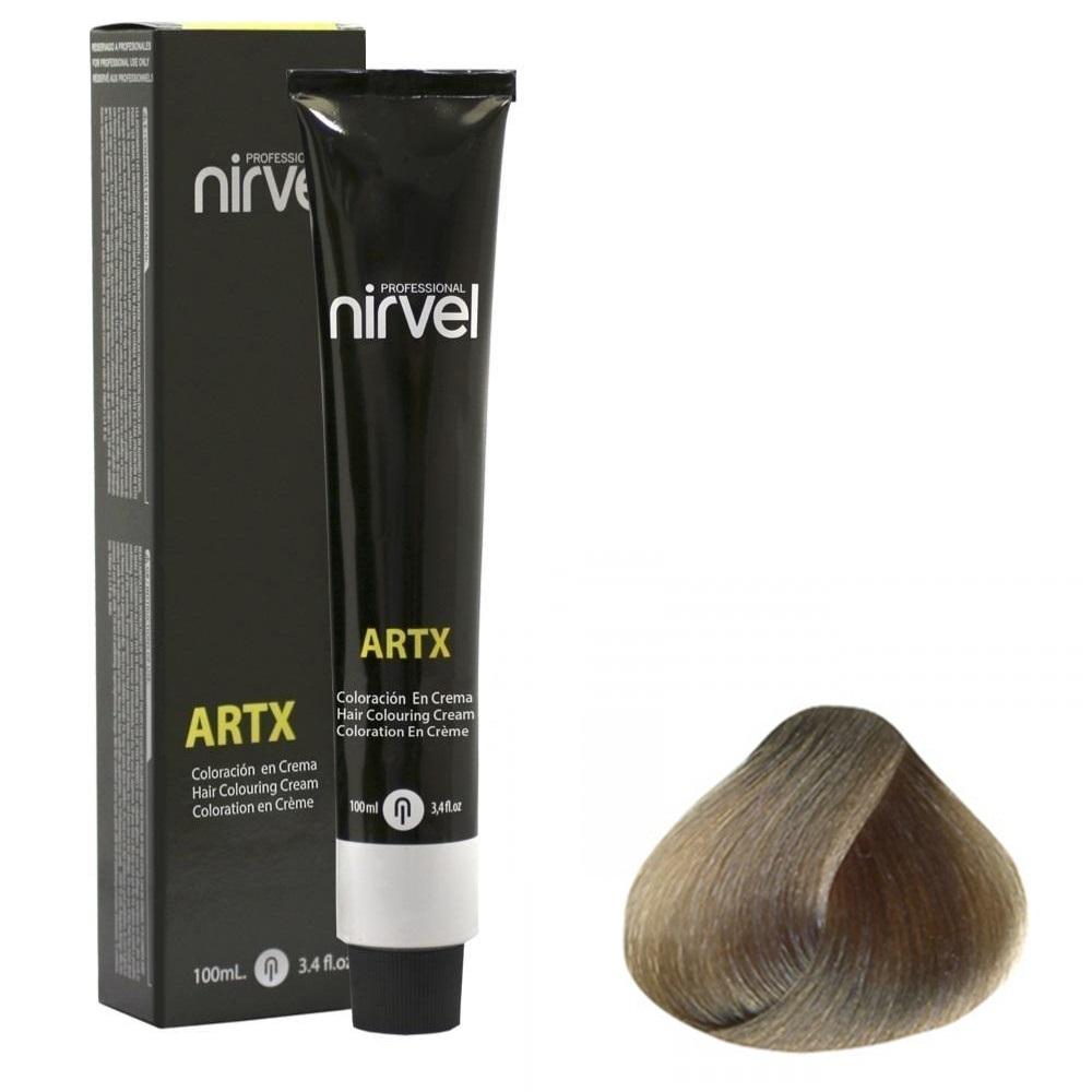 رنگ مو نیرول سری ARTX مدل Ashes  شماره 1-9 حجم 100 میلی لیتر رنگ بلوند خیلی خاکستری