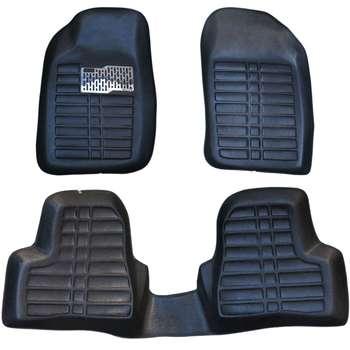 کفپوش سه بعدی خودرو مدل پاتریس مناسب برای پژو 206