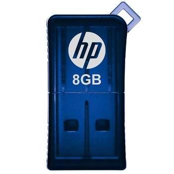 فلش مموری USB 2.0 اچ پی مدل v165w ظرفیت 8 گیگابایت