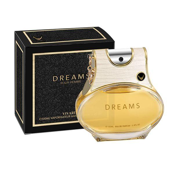 ادو پرفیوم زنانه امپر ویواریا مدل Dreams حجم 100 میلی لیتر