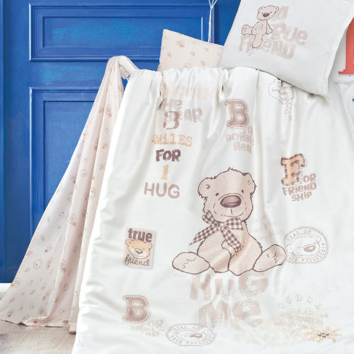 سرویس خواب نوزادی 10 تکه پلی فکتوری مدل Bernard