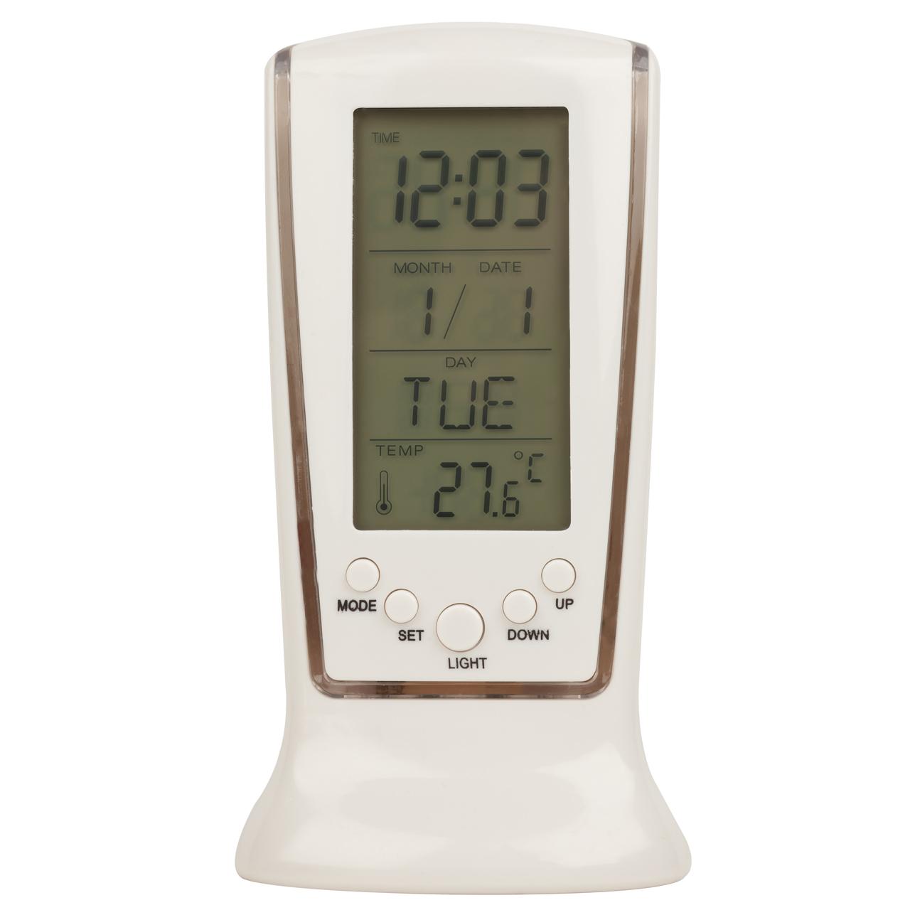 خرید ساعت رومیزی مدل Square Clock 510