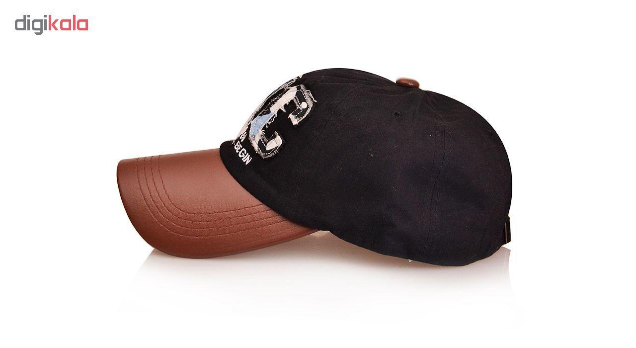 کلاه کپ مردانه ان وای سی مدل PZ82 سایز فری سایز main 1 2