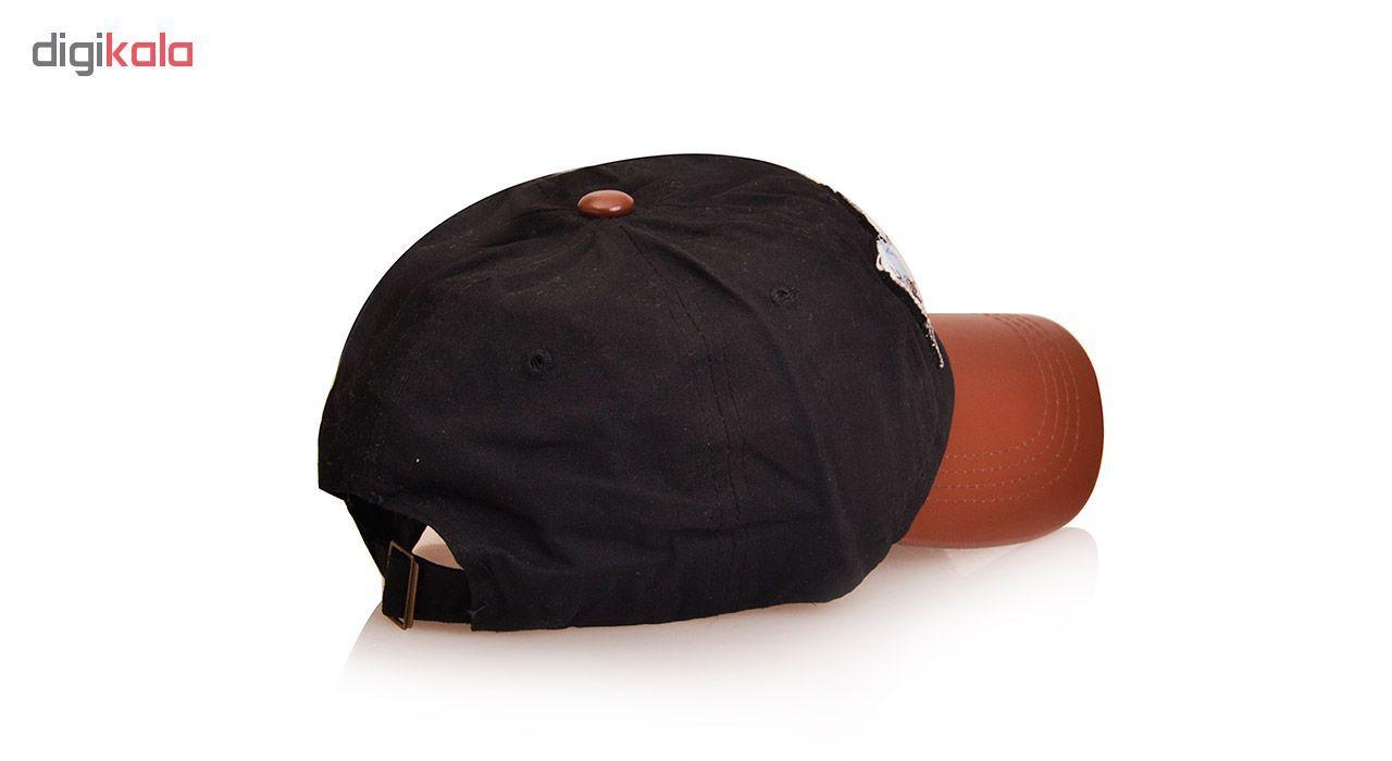 کلاه کپ مردانه ان وای سی مدل PZ82 سایز فری سایز main 1 3