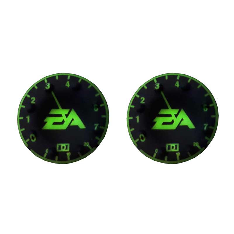 عکس روکش آنالوگ دسته پلی استیشن 4 مدل EA Sports بسته 2 عددی