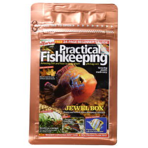 غذای ماهی گوشتخوار کد 06 بسته 170 گرم