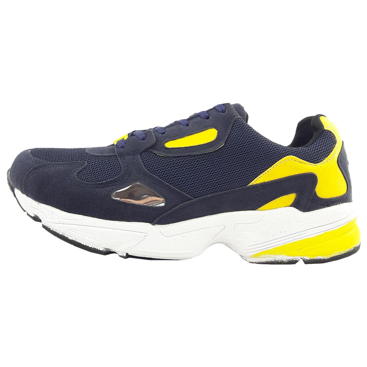 قیمت کفش مخصوص پیاده روی مردانه مدل Flk nvy01