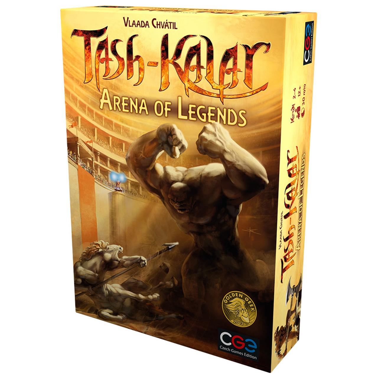 بازی فکری سی جی ای مدل Tash-Kalar