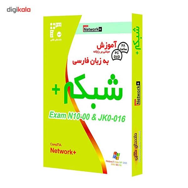 آموزش تصویری Network Plus نشر داده های طلایی