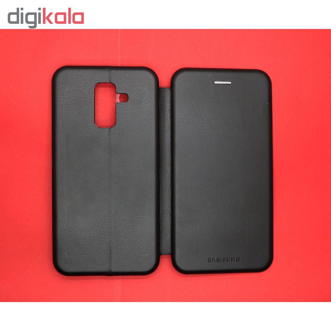 کیف کلاسوری مدل C-001 مناسب برای گوشی موبایل سامسونگ Galaxy A6 plus 2018 main 1 1