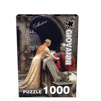 پازل 1000 تکه جیووانی مدل در امان خدا کد 05986