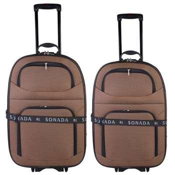 مجموعه دو عددی چمدان سونادا مدل sor2 |