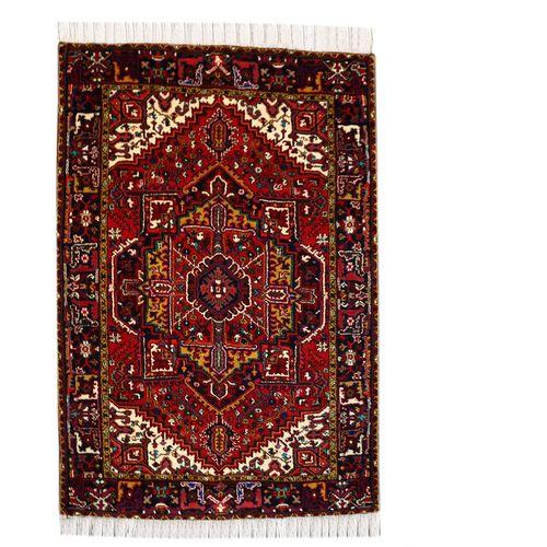 یک جفت فرش دستبافت شش متری بافت هریس