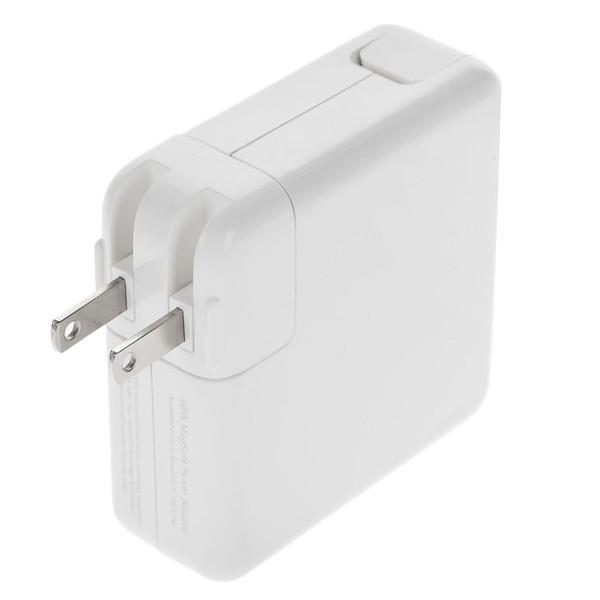 آداپتور برق 60 وات، 16.5ولت، 3.65 آمپر مدل MagSafe1 مناسب برای مک بوک