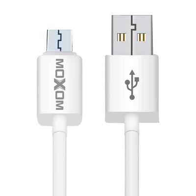 کابل USB به micro USB موکسوم مدل cc-08 به طول 1 متر