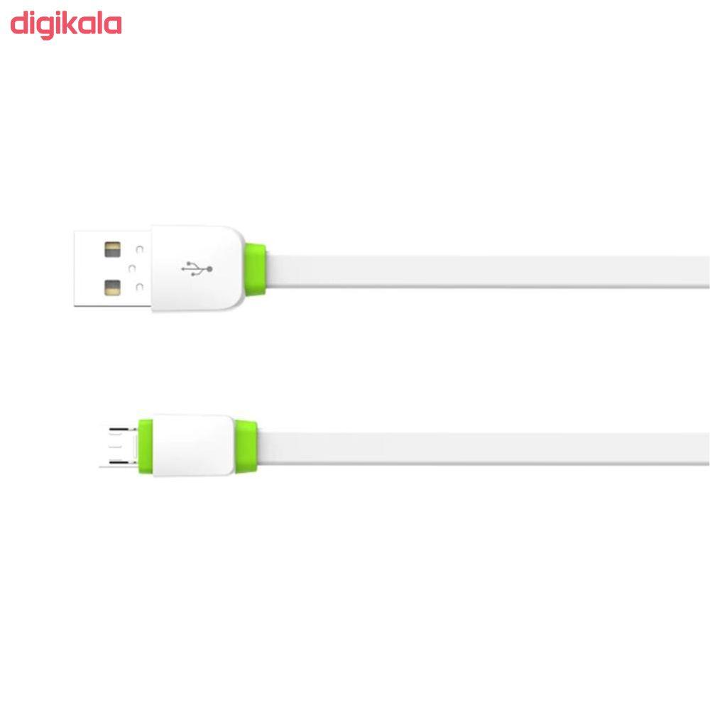کابل تبدیل USB به microUSB امی مدل MY-445 طول 1 متر main 1 1
