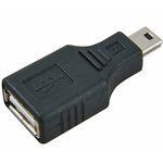 مبدل USB به miniUSB مدل st-16 thumb