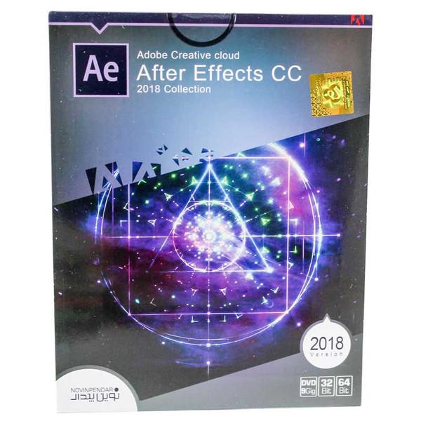 نرم افزار Adobe After Effects CC 2018 Collection نشر نوین پندار