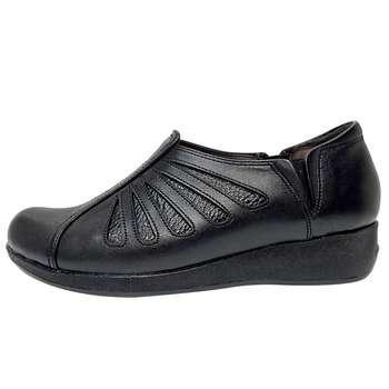 کفش طبی زنانه روشن مدل شاهین کد 01 |