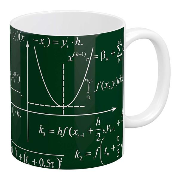 ماگ آبنبات رنگی مدل ریاضی کد AR0366