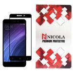 محافظ صفحه نمایش نیکلا مدل N_9 مناسب برای گوشی موبایل شیائومی Redmi 4A