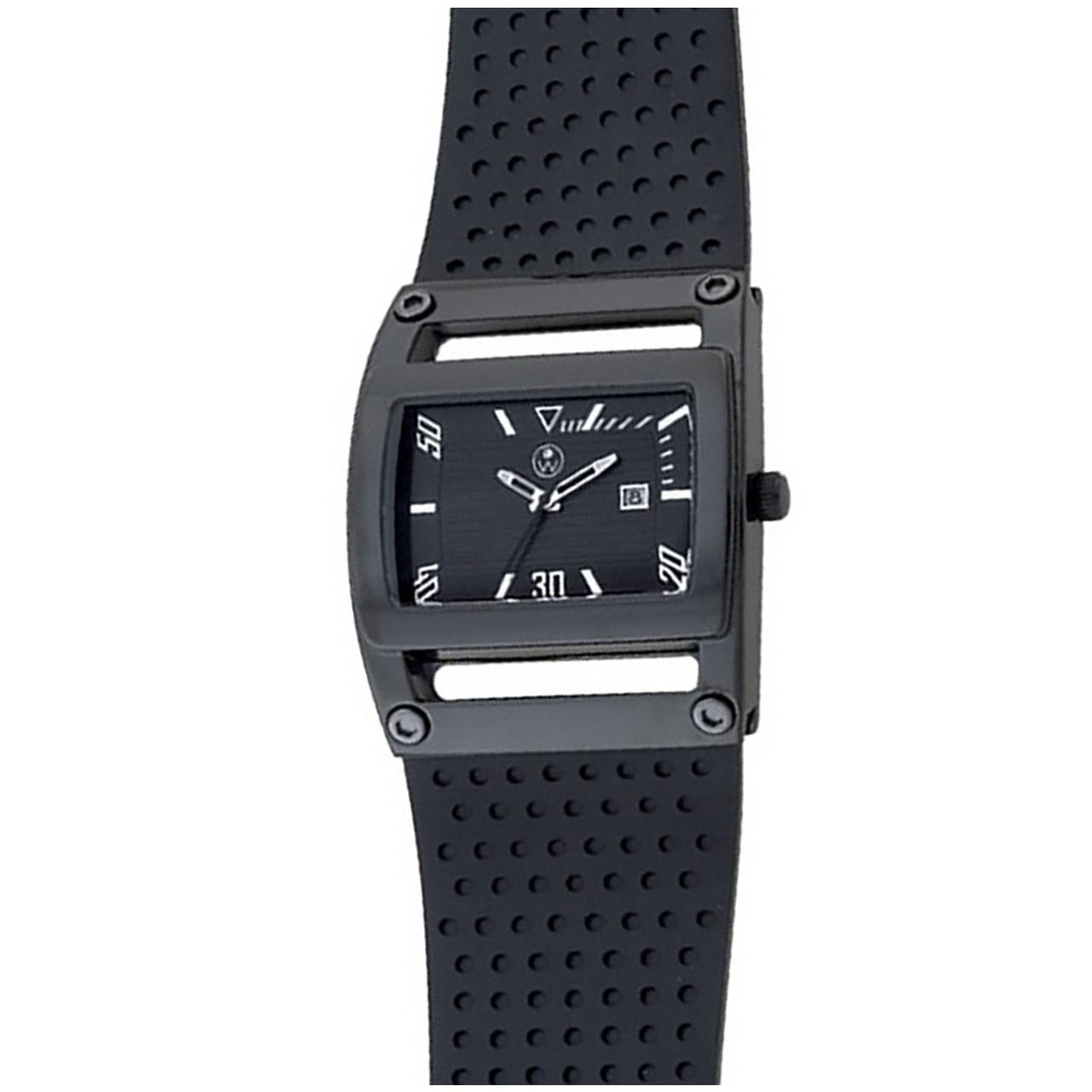 ساعت مچی عقربهای مردانه الیور وبر مدل 65017-BLA