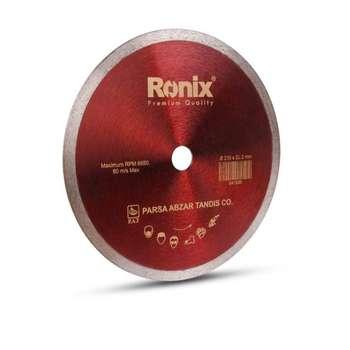 صفحه سرامیک بر رونیکس مدل RH-3508