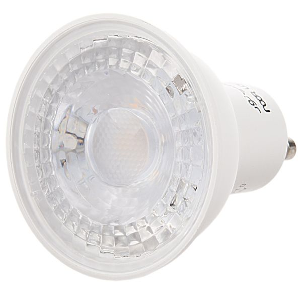لامپ ال ای دی 6 وات طرح هالوژن نور با پایه GU10