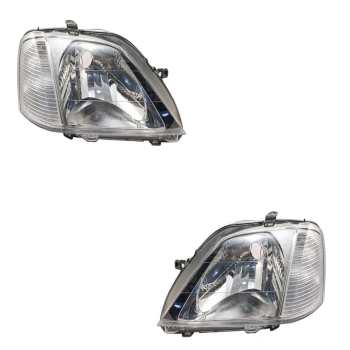 چراغ جلو مدرن مدل L90 مناسب برای رنو L90 بسته 2 عددی