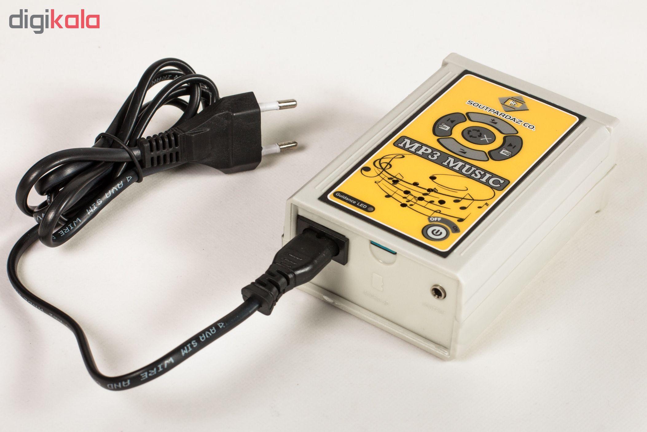 دستگاه پخش کننده موسیقی صوت پرداز مدل SP-MP3-LW main 1 1