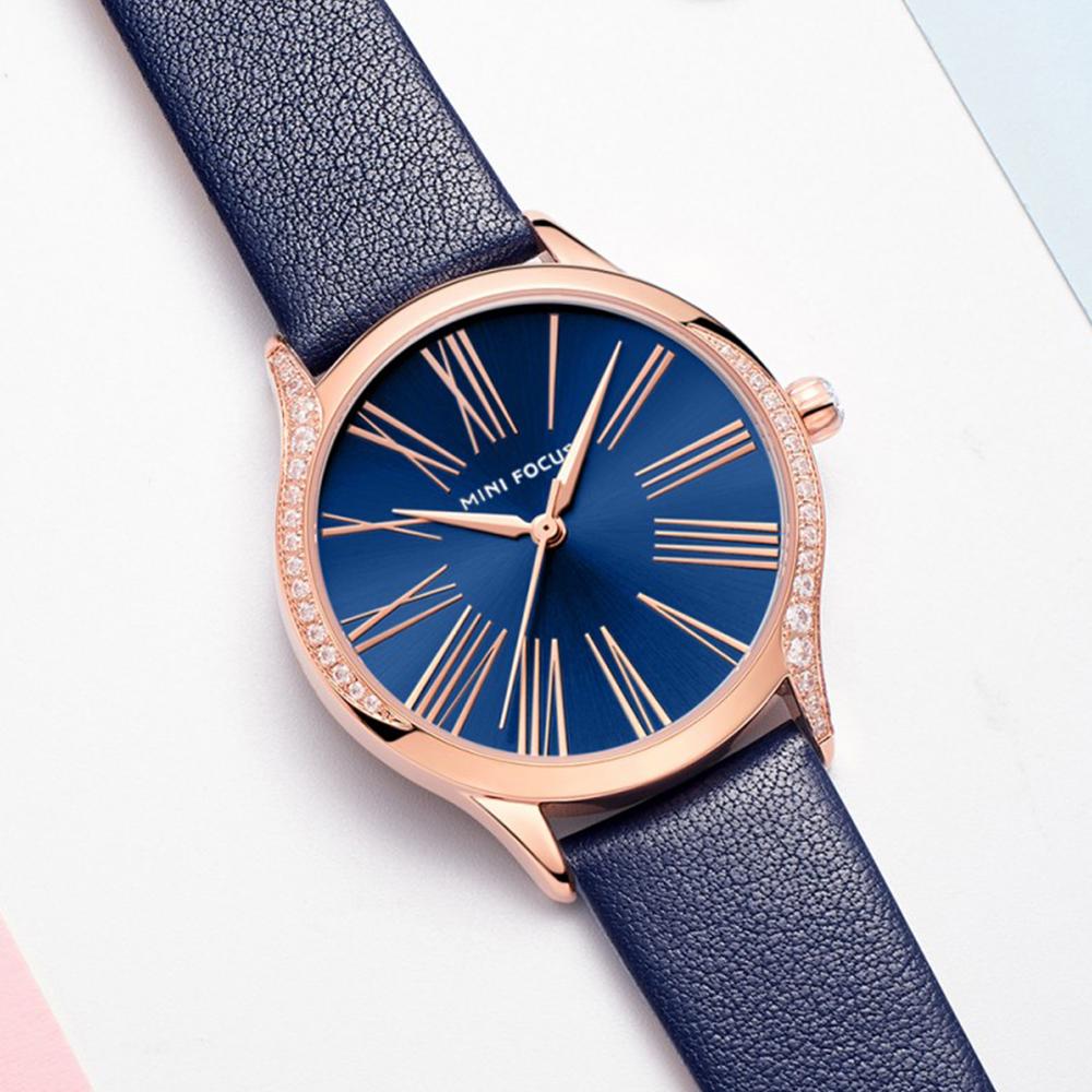 خرید و قیمت                      ساعت مچی  زنانه مینی فوکوس مدل mf0259L.04