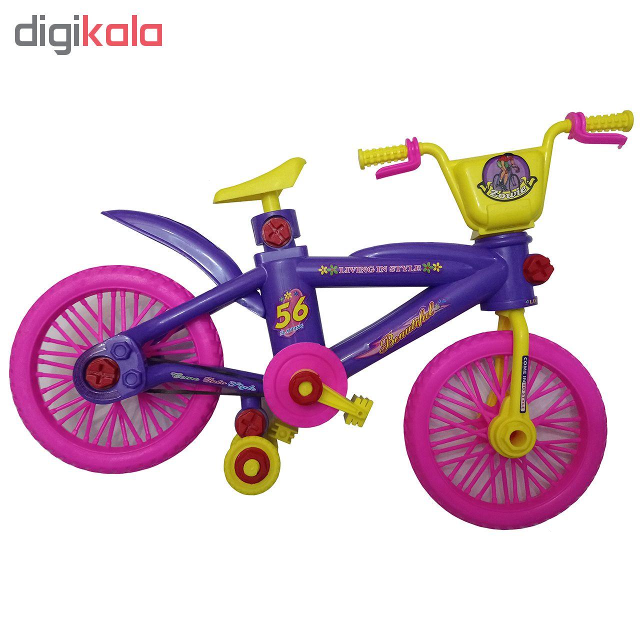 اسباب بازی دوچرخه مدل bana123