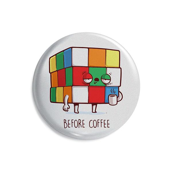 پیکسل ماسا دیزاین طرح مکعب روبیک قهوه کد AS170