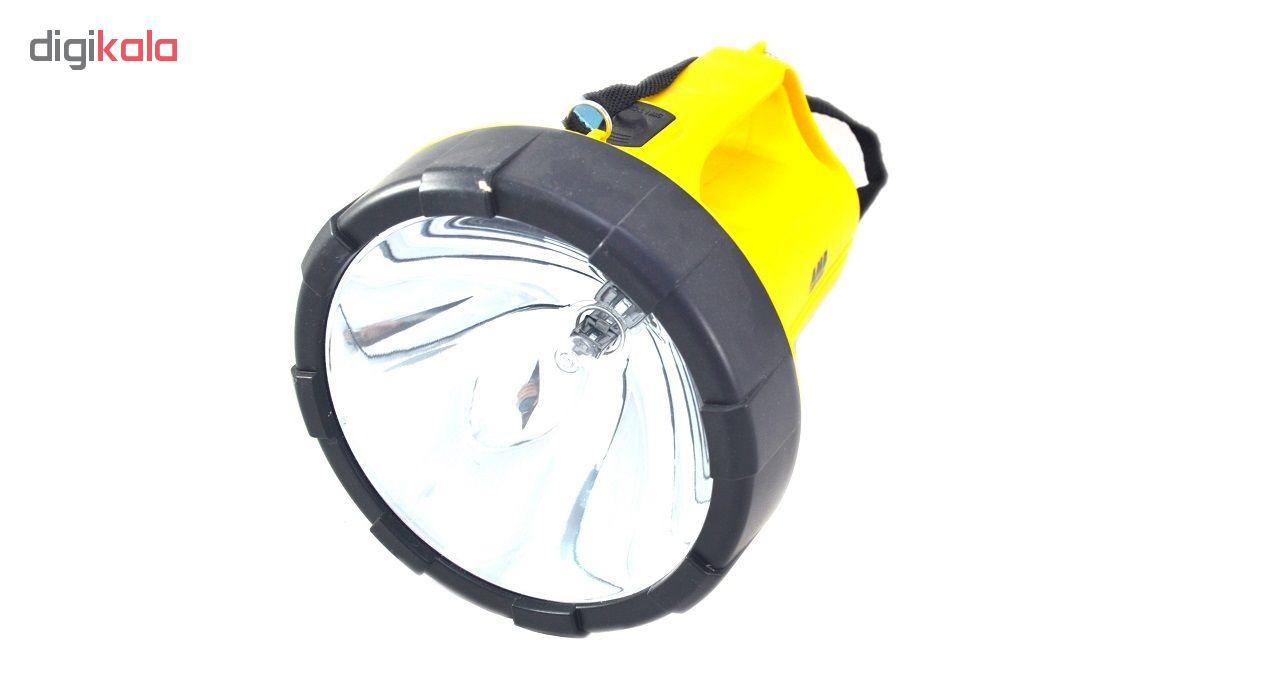 چراغ قوه ای ام بی مدل AMB-9035