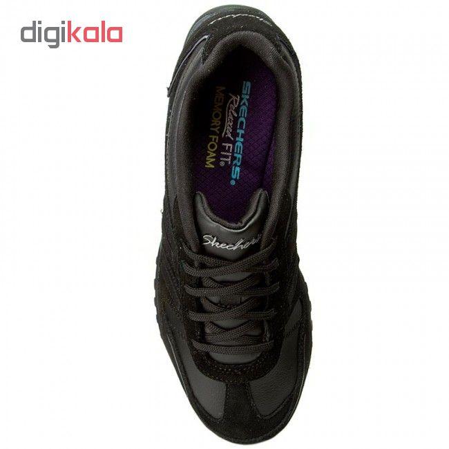 کفش مخصوص پیاده روی زنانه اسکچرز مدل MIRACLE 23013BLK
