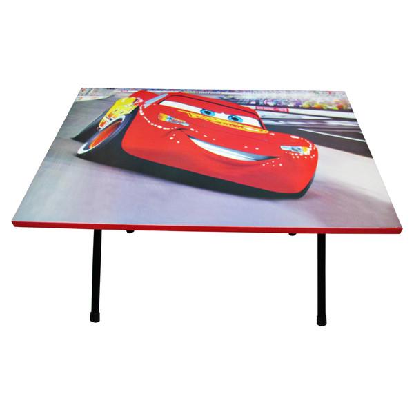 میز تحریر پایه کوتاه طرح مک کویین (وایت بردی،تاشو،تنظیم شونده ارتفاع)