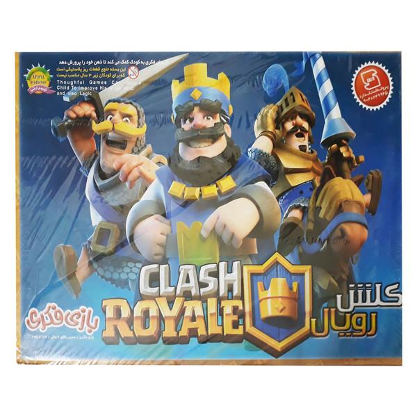 بازی فکری ارشیا مدل Clash Royal کد 988