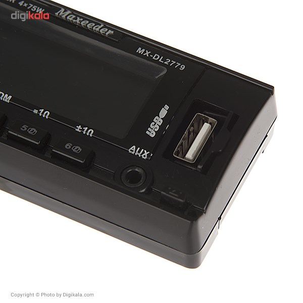 پخش کننده خودرو مکسیدر مدل MX-DL2779