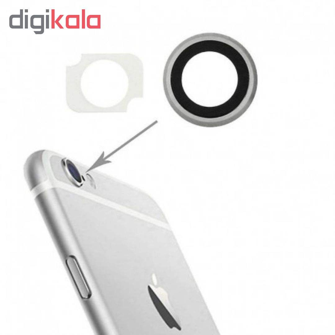 شیشه دوربین مدل AB-05 مناسب برای گوشی موبایل اپل IPHONE 6/6S main 1 1