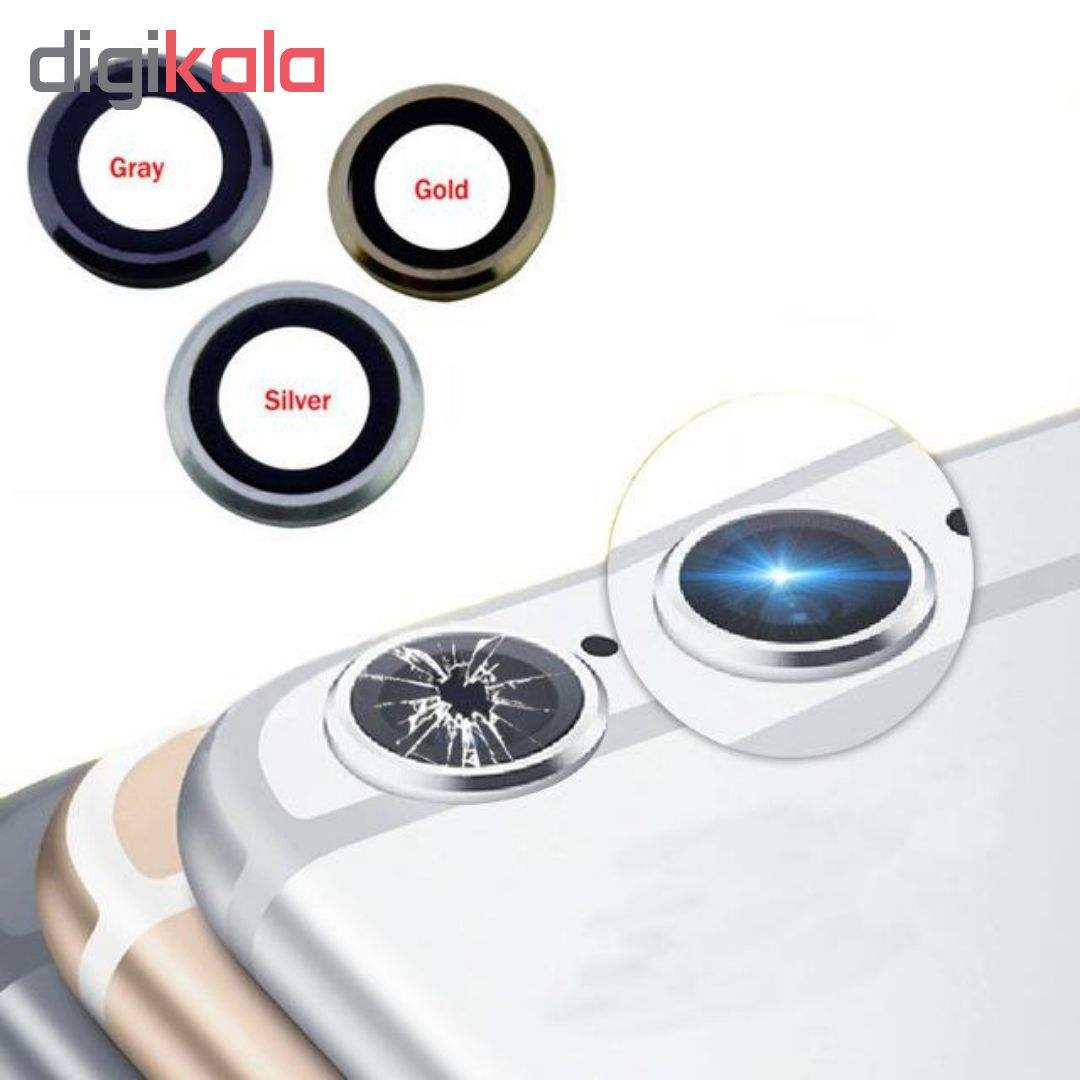 شیشه دوربین مدل AB-05 مناسب برای گوشی موبایل اپل IPHONE 6/6S main 1 4