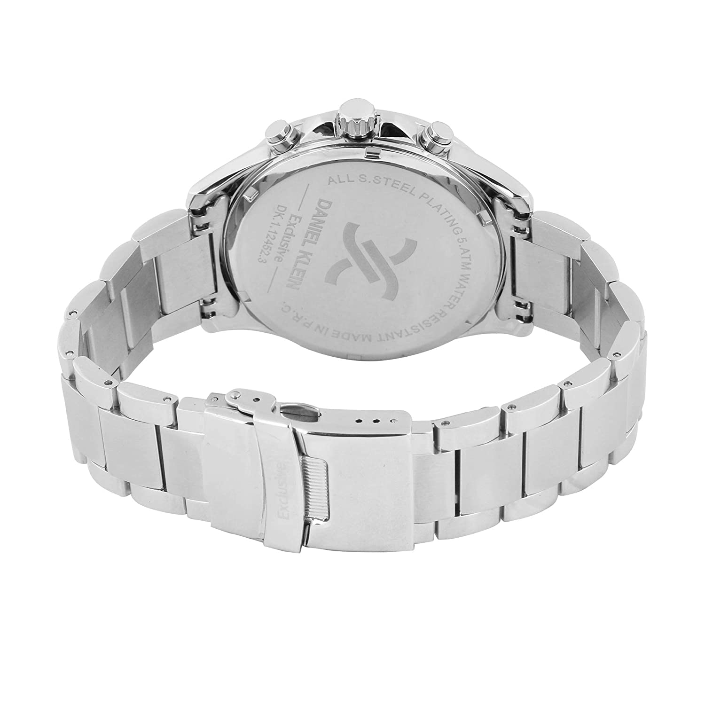 ساعت مچی عقربهای مردانه دنیل کلین مدل DK.1.12423.2