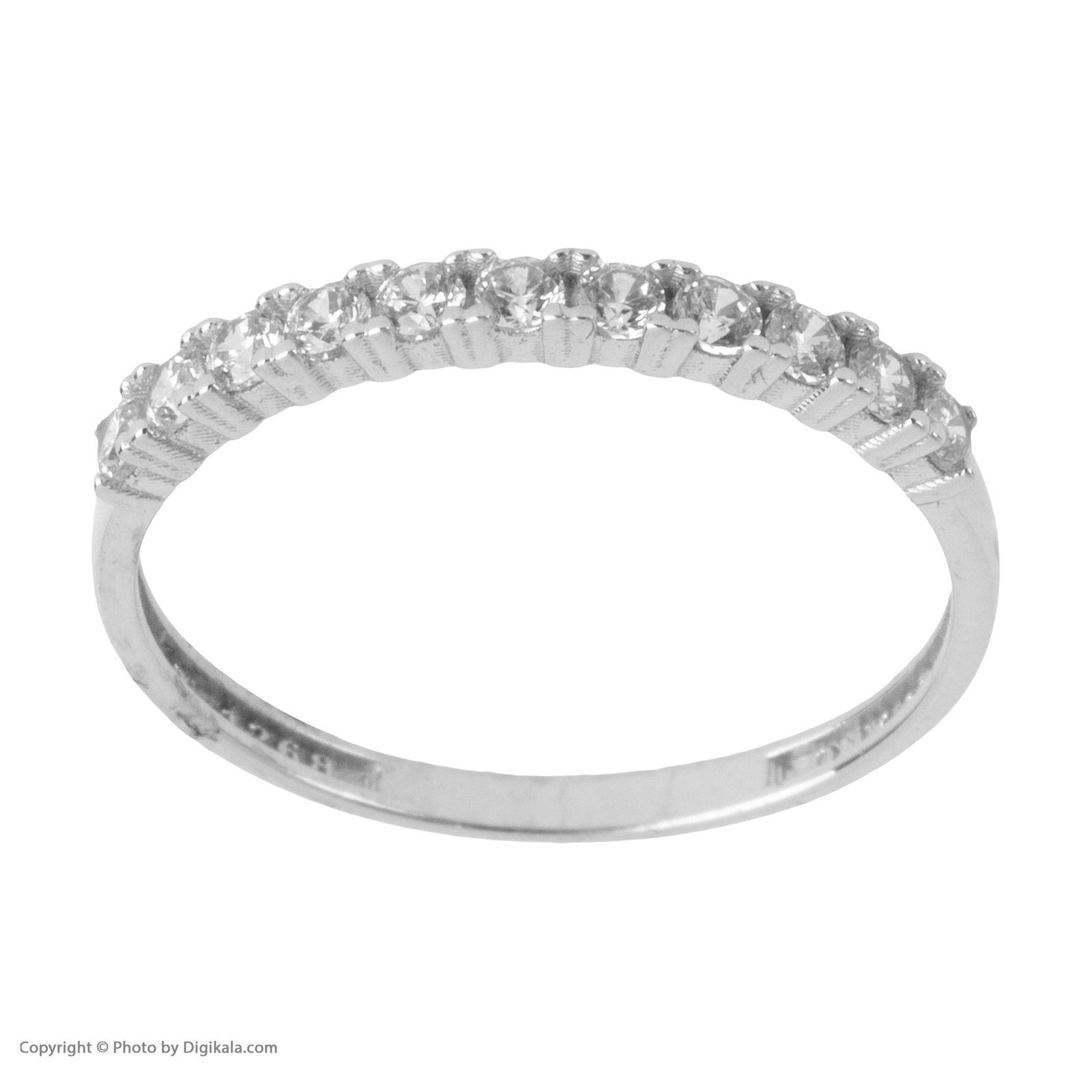 انگشتر طلا 18 عیار زنانه مایا ماهک مدل MR0364 main 1 3