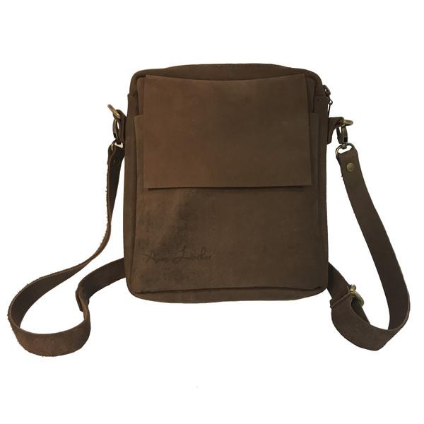 کیف دوشی انار لدر مدل لئو