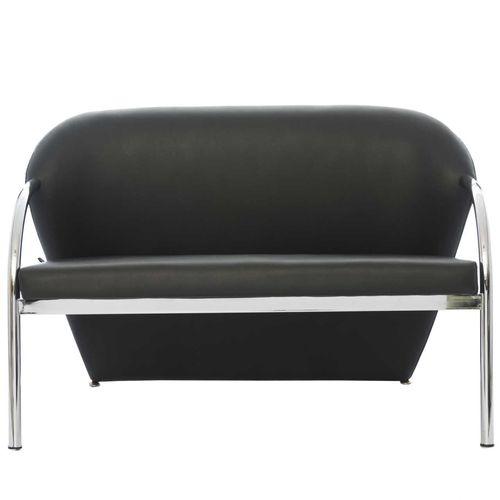 صندلی اداری چرمی راد سیستم مدلW204-2