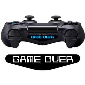 برچسب دوال شاک 4 ونسونی طرح Game Over