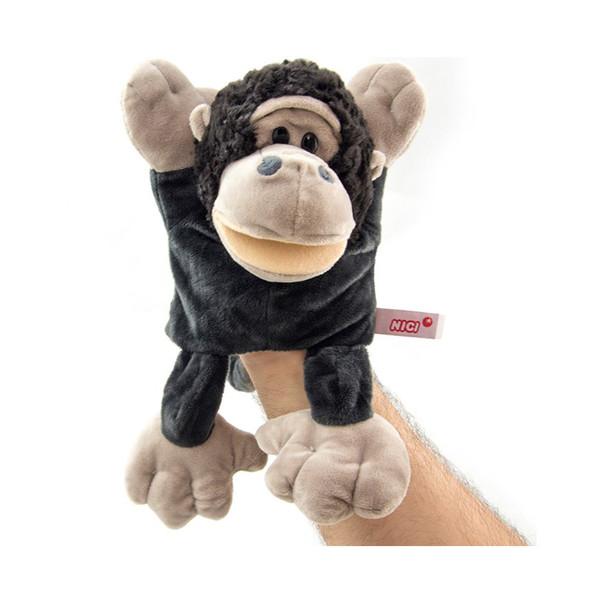 عروسک نمایشی میمون بهارگالری مدل Dramatic Monkey