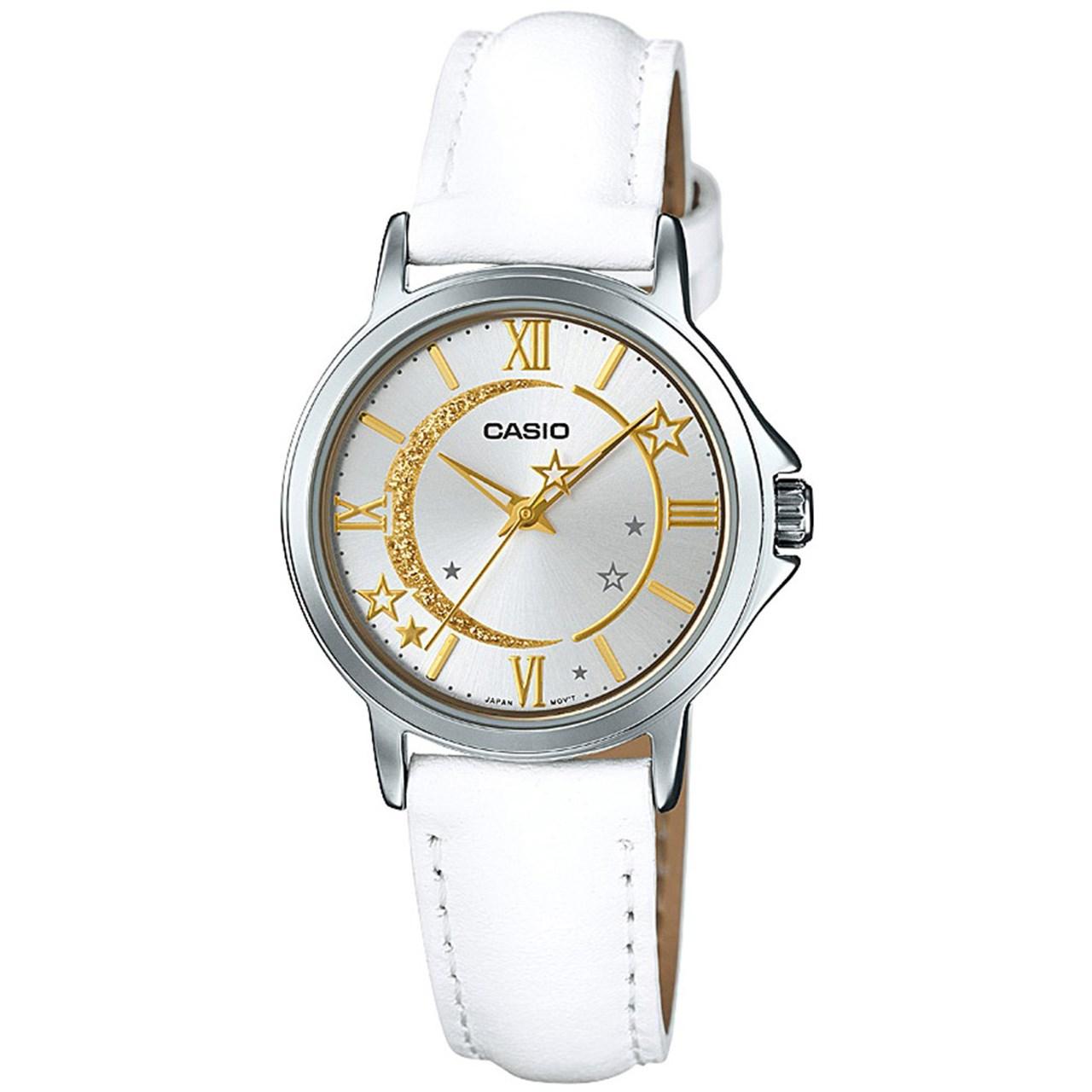 خرید                                      ساعت مچی عقربه ای زنانه کاسیو مدل LTP-E121L-7ADF