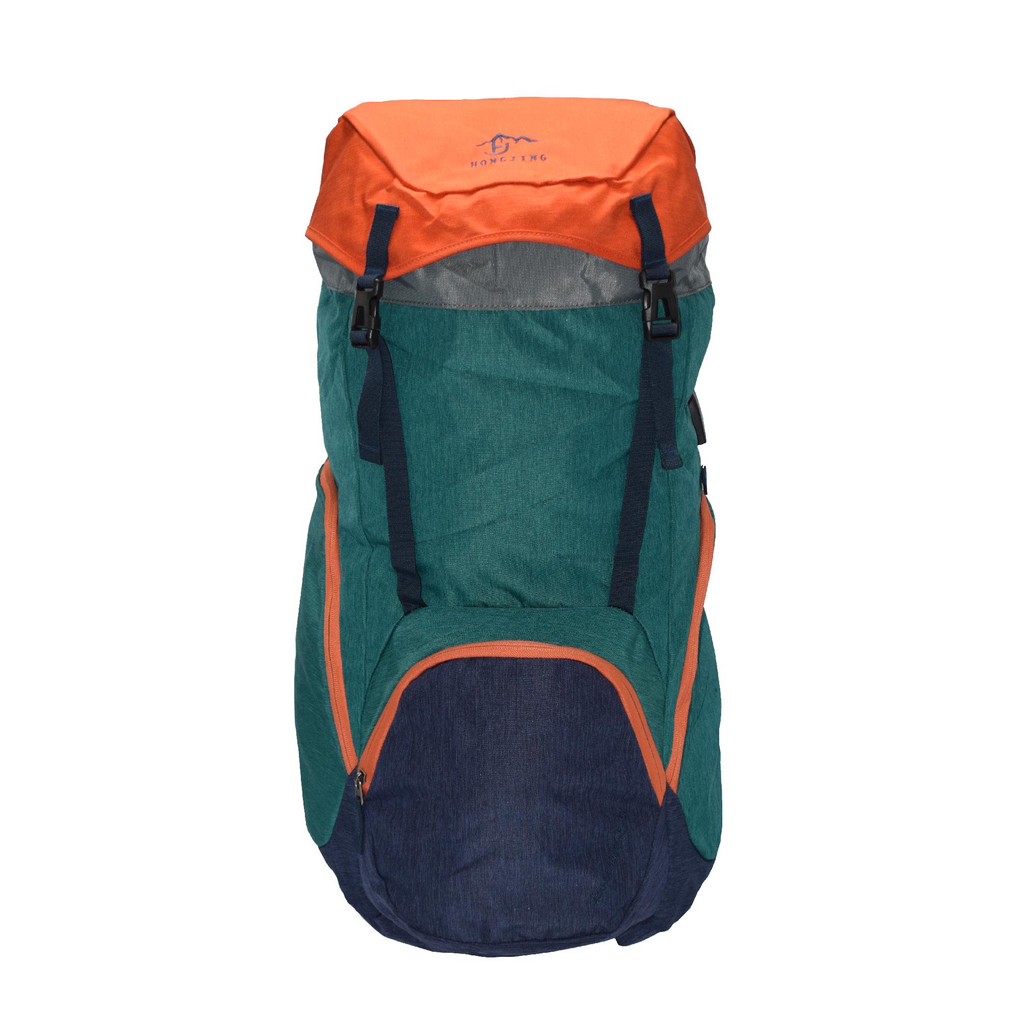 کوله پشتی کوهنوردی 50 لیتری هنگ جینگ مدل ADUENTERE
