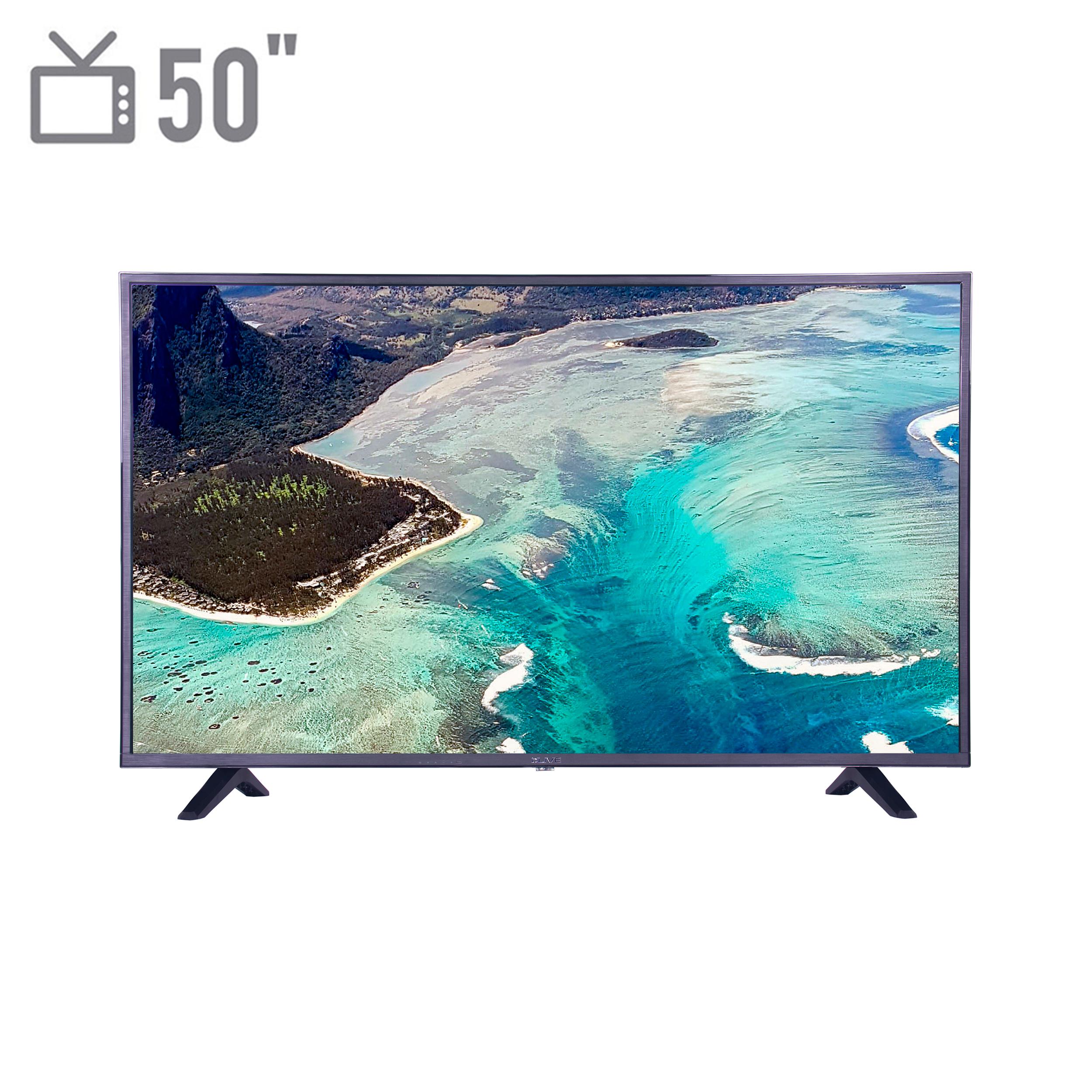 تلويزيون ال ای دی الیو مدل 50UE7410 سایز 50 اینچ