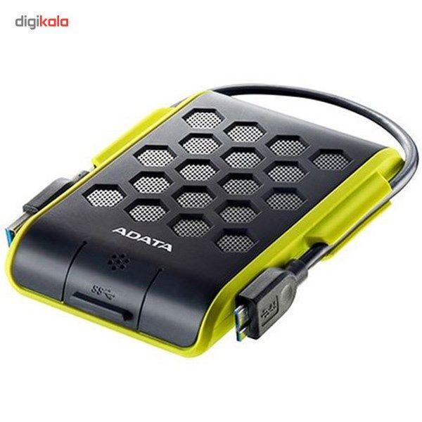 هارد اکسترنال ای دیتا مدل HD720 ظرفیت 1 ترابایت main 1 5